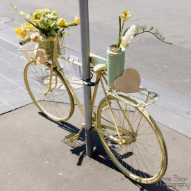 ©chris bone - flower bike