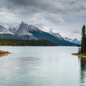 ©chris bone - maligne lake