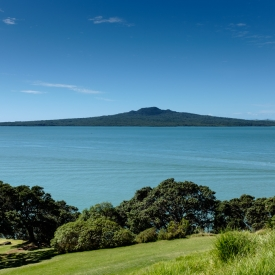 ©chris bone - rangitoto island from devonport