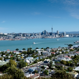 ©chris bone - auckland from devonport
