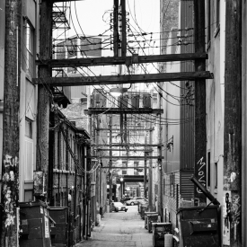 ©chris bone - back alley vancouver